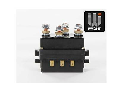 HEAVY DUTY WINCH SOLENOID  12V  offroad allbright equivalent recovery 4x4