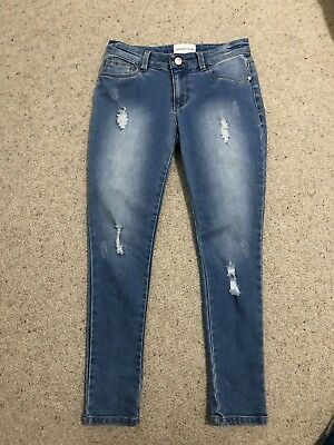 Girls Country Road jeans Size 8