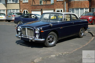 1970 Rover P5B Coupe Classic Rover V8 P5 For Sale 3.5L