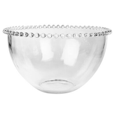 Nigella Lawson At My Table Salad Bowl - Bella Perle Collection Beaded Glass