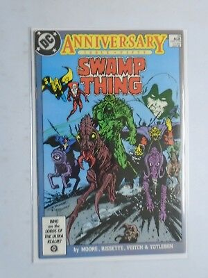 "Swamp Thing (2nd Series) #50, 7.0 (1986) ""52-Page Giant Anniversary Issue"""