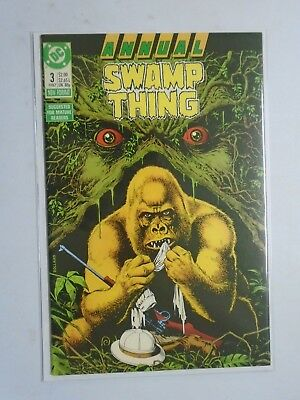 Swamp Thing (2nd Series) Annual #3, 8.5/VF+ (1987)