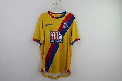 Mens Macron Crystal Palace FC Top size See Description No.G564 25/2