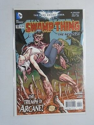 """Swamp Thing (5th Series) #11, 8.0/VF (2012) """"DC New 52"""""""