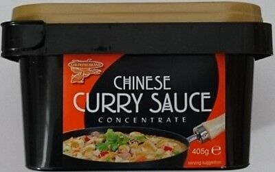 Goldfish Chinese Curry Sauce Original Flavour Concentrate