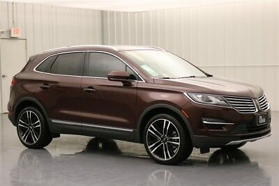 Lincoln MKC RESERVE 2.3 AWD SUV SUNROOF NAV MSRP $48069 ALUMINUM TRIM SONATA SPIN PACKAGE MKC CLIMATE PACKAGE THX II BRANDED AUDIO
