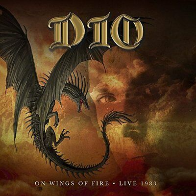 Dio - On Wings of Fire [CD]