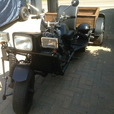 Reliant Trike, Tax And Mot Exempt