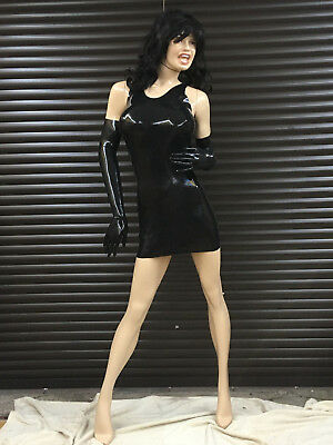 LATEXVERTRIEB - Minikleid mini dress Latex Rubber