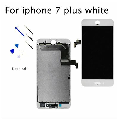 For iPhone 7 Plus 5.5'' LCD Screen Display Touch Digitizer Replacement White New