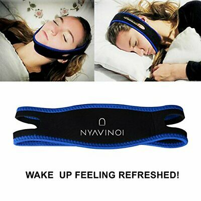 Anti Snoring Chin Strap - Snoring Solution - Anti Snoring Devices
