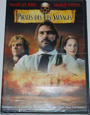 DVD PIRATES DES ILES SAUVAGES neuf sous blister