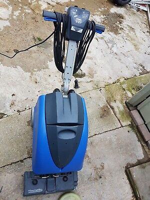 Numatic TTQ 1535s Floor scrubber and cleaner. Good condition Cost Over £1000 new