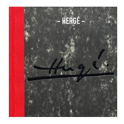Catalogue of the Hergé Exhibition at the museum Georges Pompidou Tintin (2006)