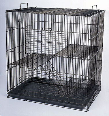 Chinchilla Guinea Pig Rat Hamster Rodent Mouse Rat Rabbit Small Animal Cage 555
