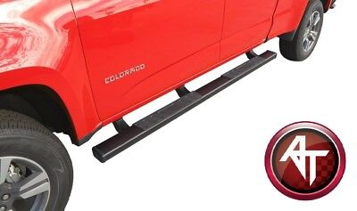 """1996-06 Toyota Tundra Access Cab 4/"""" Stainless Nerf Bars Side Step Running Board"""