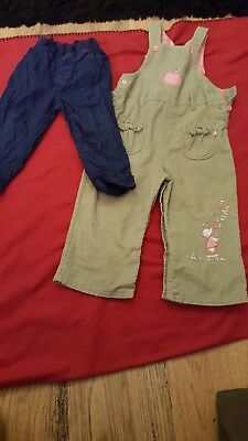 Bundle Mothercare and TU girls ~12-18 months clothes