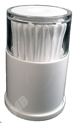 MB Q-tip holder, Cotton Swabs Dispenser