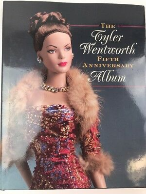 """TONNER/WILDE """"Tyler Wentworth Fifth Anniversary BOOK"""" - Beautiful Images Abound!"""