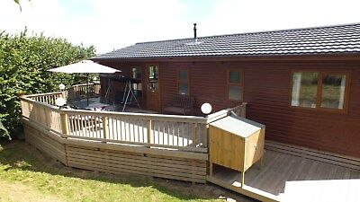 2018 June/July Lodge Holiday @ White Acres 30th June - 7th July Fishing Dogs