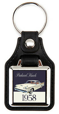 Packard Hawk 1958 Keychain Key Fob -