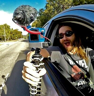 AWESOME XLARGE Flexible Octopus Tripod Camera Phone GoPro Hero DSLR Support