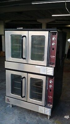 South Bend SilverStar Double-Stack Gas Convection Oven, SLGB/22SC