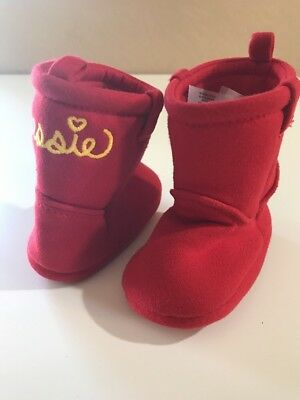 Disney Baby Store Toy Story Jessie Cowgirl Boots Baby 6-12 Month Costume Shoes