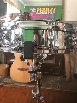 Ross Snare Drum 14 Inch. Free Ross Practise pad and drumsticks with the snare