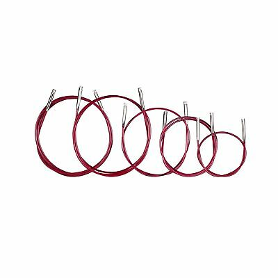 Addi Click Lace Cords and Connector, Set of 5