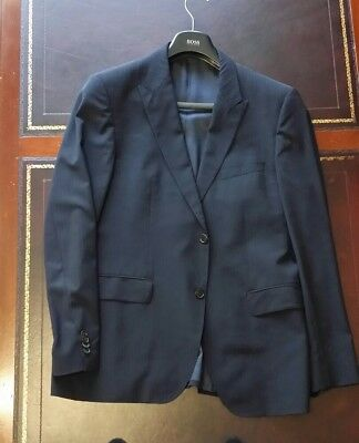 Hugo Boss The Journey Sharp2 men's suit size 50