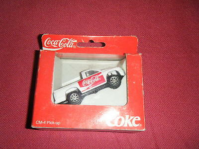 "Camioncino Pick-up "" COCA COLA "" 1998 nella sua scatola originale introvabile !!"