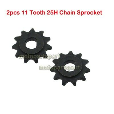 Electric Scooter Motor Engine 11T 8mm Front Sprocket Pinion Gear Fits 25H Chains