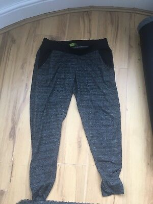 Maternity Joggers/trousers Size 12 Blooming Marvellous