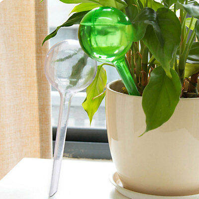 Automatic Plant Self Watering Aqua Globes Water Feeder Indoor Outdoor Plastic