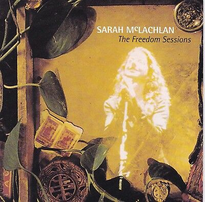 SARAH McLACHLAN The Freedom Sessions CD - New    SirH70