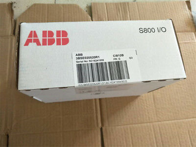 100% NEW ABB 3BSE020520R1 CI810B in BOX