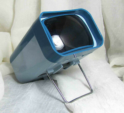 Vintage Zoom Lense Slide Viewer Patterson Trident Battery Operated