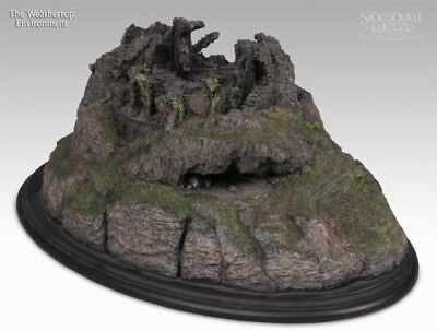 Sideshow Weta Weathertop Lord Of The Rings Environment 1605/3000