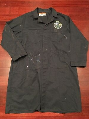 Outfit Mechanic Coverall Ford Bronco F-series Plant Detroit Shop Shirt Hot Rod