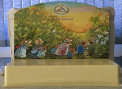 Royal Doulton Brambly Hedge FIGURINE DISPLAY UNIT - Discontinued!