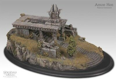 Sideshow Weta Amon Hen Lord Of The Rings Environment 1224/1500