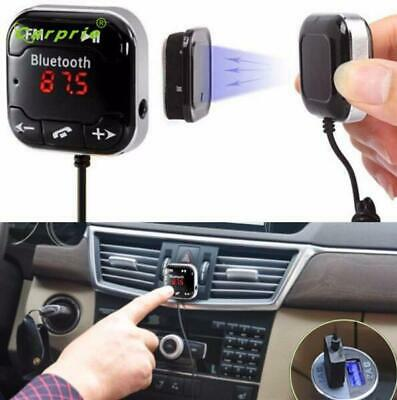 LCD SD USB Wireless Bluetooth Car MP3 Player FM Transmitter Charger Kit