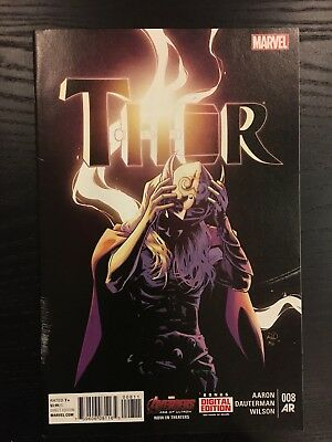 Thor #8 - Jane Foster becomes Thor! Marvel Comics, Avengers