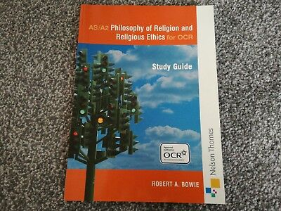 AS/A2 philosophy of religion and religious ethics study guide