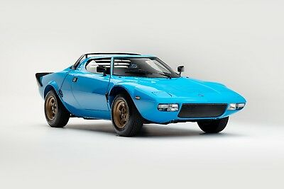1975 Lancia Stratos HF Stradale The Ultimate 70s Rally Legend!