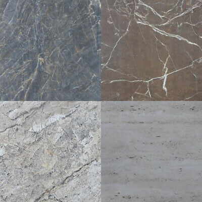 Italian Design Marble Effect Polished Porcelain Wall and Floor Tiles 60x60cm