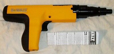 """new"" Dewalt P3500 Low Velocity Powder Actuated Fastening Tool"