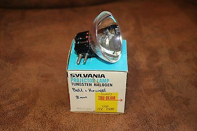 DNF  150w 21v  SYLVANIA DICHROIC LAMP  B&H 8mm MOVIE PROJECTORS EXPRESS