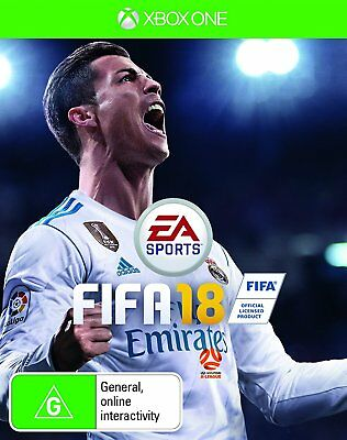 FIFA 18  XBOX ONE Brand New and Sealed Fast Shipping Sydney
